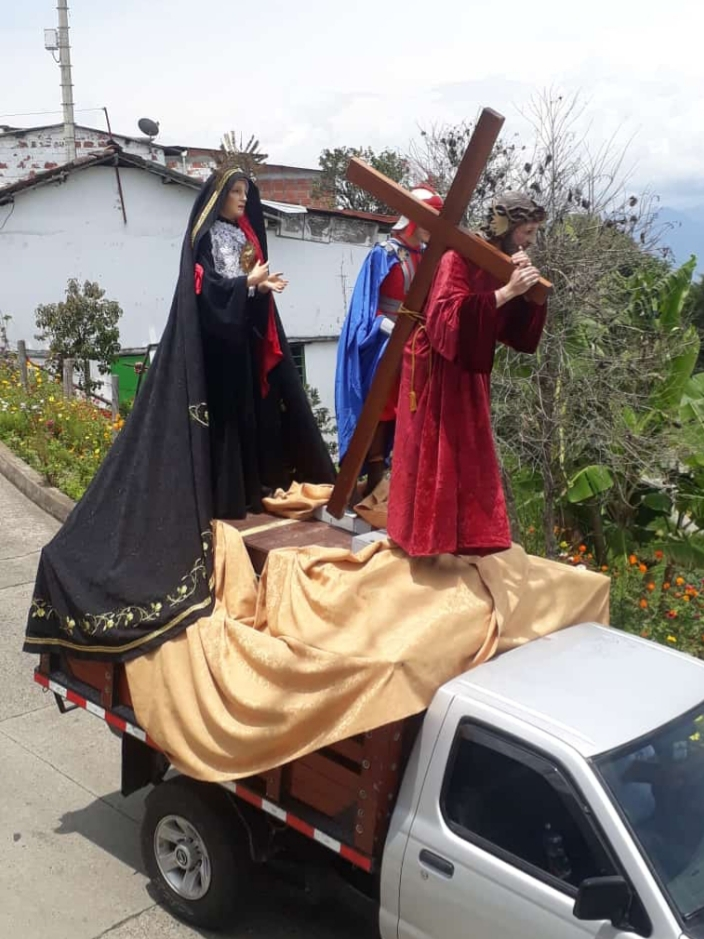Semana Santa en La Merced